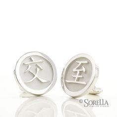 Round Chinese Symbol