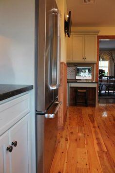 Custom designed refrigeration unit | kmrenovate.com