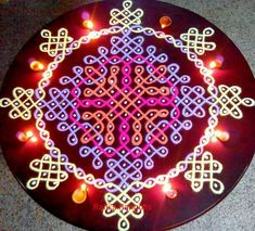 Rangoli Borders, Rangoli Border Designs, Rangoli Designs With Dots, Kolam Designs, Mehndi Designs, Beautiful Mehndi Design, Beautiful Rangoli Designs, Welcome Home Decorations, Happy Pongal