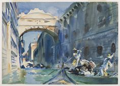 Find the latest shows, biography, and artworks for sale by John Singer Sargent. A popular society portraitist and landscape painter, John Singer Sargent was … John Singer Sargent Watercolors, Beaux Arts Paris, Guache, Oil Painting Reproductions, Museum Of Fine Arts, Oeuvre D'art, American Artists, Painting Techniques, Les Oeuvres