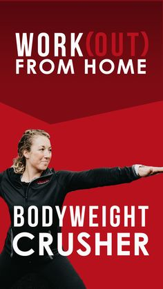 Today is a strength day, Take your workout and add some weight to your moves. We've filled our gym bag with books to add weight to our at-home workouts. Strength Workout, Total Body, Work Outs, Body Weight, At Home Workouts, Gym Bag, Ads, Books, Home Fitness