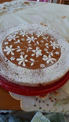 Greek Sweets, Greek Desserts, Greek Recipes, Vegan Recipes, Cooking Recipes, Sweets Recipes, Cake Recipes, Sweets Cake, Arabic Food