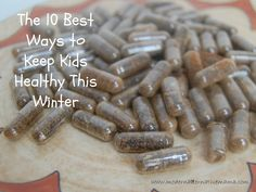The 10 Best Ways to Keep Kids Healthy In School | Modern Alternative MamaModern Alternative Mama
