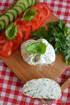 Serek almette Meat Sandwich, Yogurt Recipes, Meat And Cheese, Fresh Rolls, Sandwiches, Appetizers, Snacks, Dinner, Breakfast