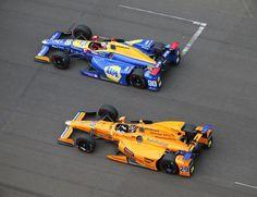 Indy 500: Las mejores imágenes de Fernando Alonso, en directo - Llegó la hora de la verdad para Fernando Alonso... | MARCA.com