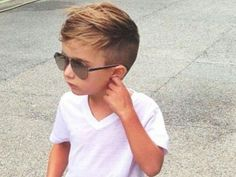 20+ Super Cool Kids Hairstyles For Boys