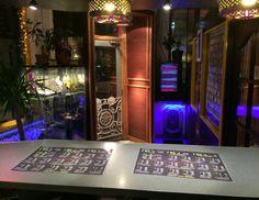 entrada de coffeeshop em Amsterdam - Oulad87