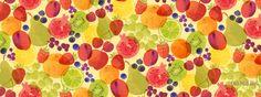 Healthy Fruit Pattern by Ohn Mar Win
