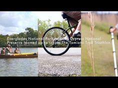 Taking on the Tamiami Trail Triathlon