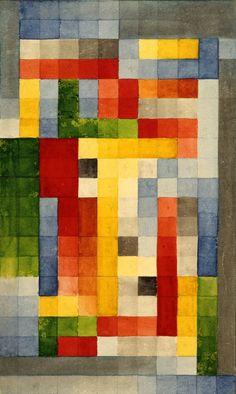 tapis des années 20, tapis bauhaus, Gertrud Arndt, dessin préparatoire