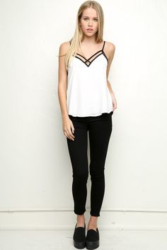 Brandy ♥ Melville   Fianna Tank - Clothing