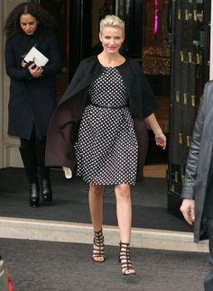 Cameron Diaz Photo - Celebs Attend Dior Fashion Show