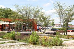 Zollhallen_Plaza-Atelier_Dreiseitl-06 « Landscape Architecture Works   Landezine