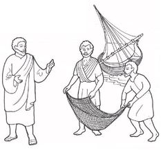 #14 Choosing disciples (stick puppets)