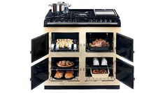 Six Four Aga Cooker from the S Series range