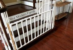 25 DIY Indoor Dog Gate and Pet Barrier Ideas to keep your dogs all in one place. Everything from budget friendly to farmhouse to PVC style dog doors. Learn how to build your own in minutes. Indoor Dog Fence, Diy Dog Fence, Diy Dog Gate, Pipe Fence, Diy Baby Gate, Baby Gates, Pvc Gate, Stair Gate, Stair Banister