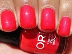 KellieGonzo: Orly Summer 2015 Adrenaline Rush Collection [Partial] Swatches & Review