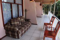 hotel mardeluz patio   - Costa Rica