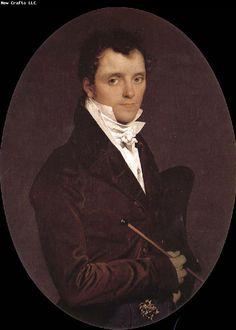Jean-Auguste Dominique Ingres Portrait of Idemi