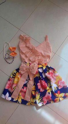 Baby Girl Dresses Diy, Baby Girl Dress Design, Baby Girl Frocks, Girls Frock Design, Kids Frocks, Kids Dress Wear, Baby Frocks Designs, Baby Girl Dress Patterns, Baby Girl Fashion