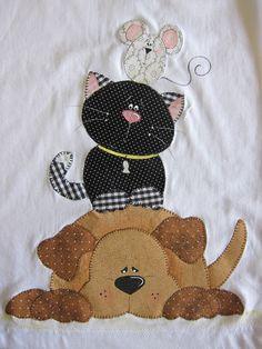 45 Ideas patchwork cozinha galinha for 2020 Patchwork Quilt Patterns, Patchwork Blanket, Patchwork Baby, Crazy Patchwork, Applique Quilts, Dog Quilts, Animal Quilts, Baby Quilts, Applique Templates