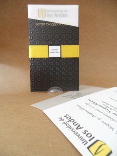zatart: Original y bella invitación grado de Ingeniero Químico de ...