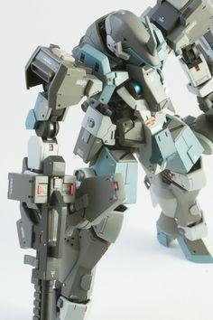 Custom Build: HG 1/144 Graze [Detailed] - Gundam Kits Collection News and Reviews