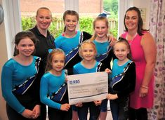 Birch Green Care Home makes dazzling donation - Springhill Care Group Lancashire