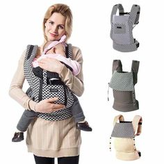 Ergonomic Baby Carriers Backpacks Portable Baby Sling Wrap Cotton Infant  Carrier  baby  babies   335ed5f5510