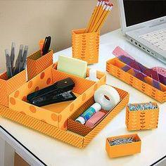 Desk Organizer @ Fresh Finds