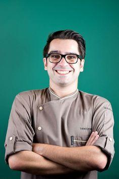 Chef Lucas Corazza leva receitas com chocolates finos para a Virada Cultural