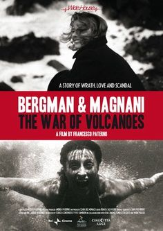 Bergman & Magnani: A Guerra dos Vulcões - Poster / Capa / Cartaz - Oficial 1