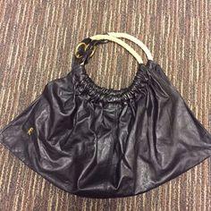 Vintage Roberta Di Camerino Rainbow Velvet Leather Bag with Leather Buckle Strap Leather Buckle, Leather Bag, Vintage Bags, Balenciaga City Bag, Vintage Accessories, Velvet, Shoulder Bag, Ebay, Clothes