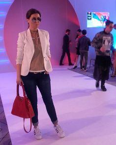 """""""@ Belgrade Fashion Week !  #fashion #fashionista #fashionlover #fashionblogger #fashionblog #fashionweek #bfw #belgradefashionweek"""""""