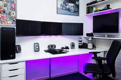Really clean setup M