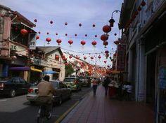 Jonker Street - Melaka, Malaysia