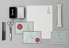 Bark Slope Salon by Leta Sobierajski - #Branding / #Identity / #Design