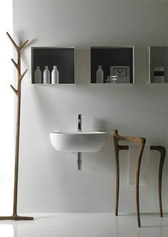 45 Stylish and Laconic Minimalist Bathroom Décor Ideas