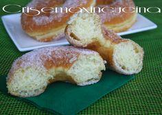 ciambelle dolci di patate, ricetta di Salvatore De Riso  Sweet potato doughnuts