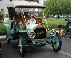 Buick Model F (1906-1910)