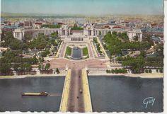 Vintage Postcard Paris Et Ses Merveilles by foundphotogallery