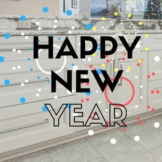 We hope this New Year is a fun and exciting one!