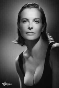 Carol Bouquet born in Neuilly sur Seine, France on 18 August 1957