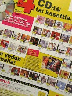4 kasettia vain 88,- Good Old Times, Pms, My Childhood Memories, Teenage Years, Nostalgia, Photo Wall, Rock, Retro, Google
