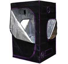 "48"" x 48"" x 80"" Mylar Hydroponic Grow Tent for Indoor Plant Growing"