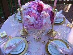 """Table Twenty One's """"Peonies & Pearls"""""""