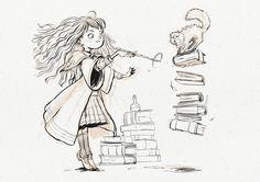 Harry Potter Fan Arts on Behance