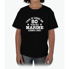 80 Anni Marine T-shirt wMI9iGL