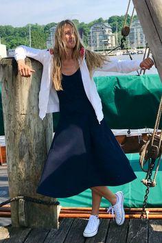 Küstenhopper Strandjacke Damen offwhite | KLABAUTERPULLI