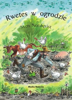 Rwetes w ogrodzie - Wydawnictwo Media Rodzina - Książki, Audiobooki, eBooki